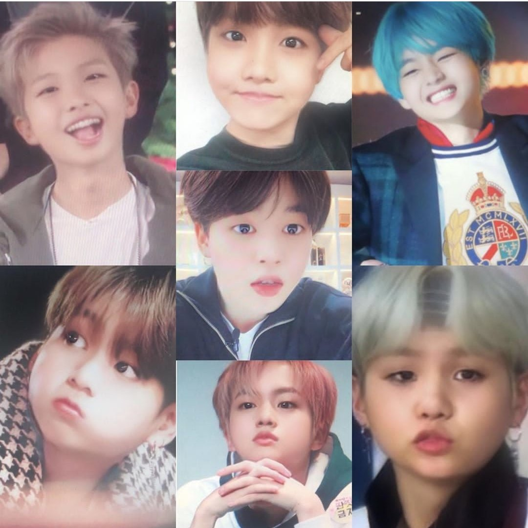 cutebts hashtag on Twitter
