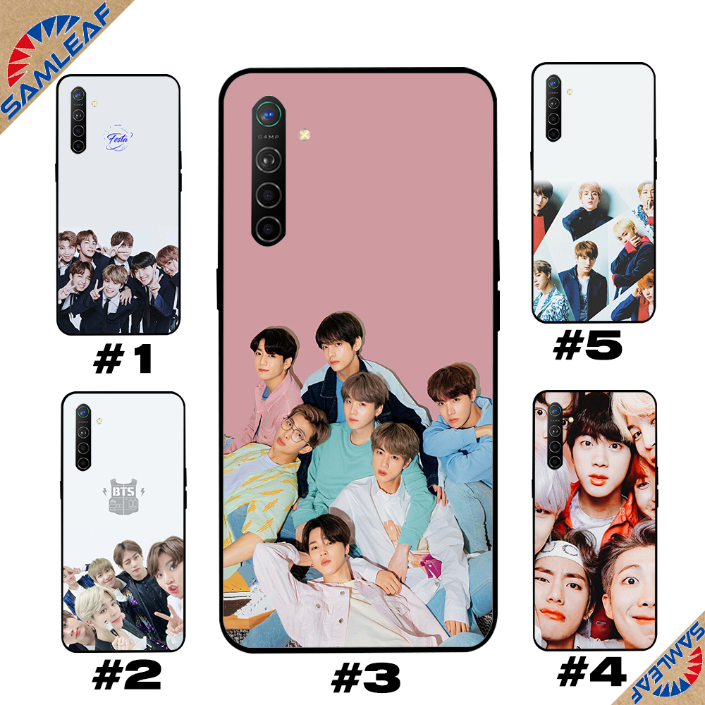 iPhone 5 S SE 11 12 Pro Max bts cute wallpaper Soft Case i