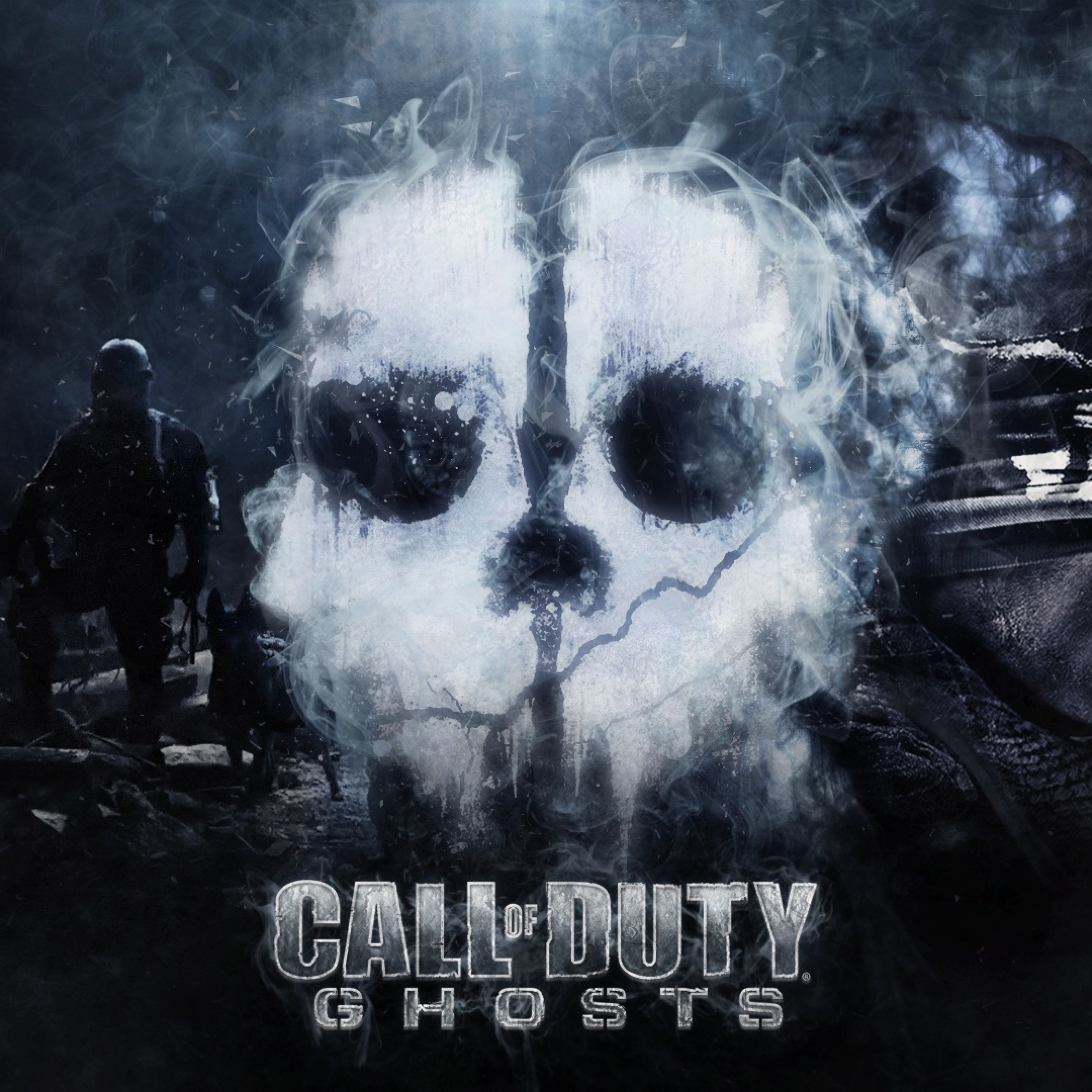 call of duty ghosts cod ghost infinity ward resolution=2248x2248