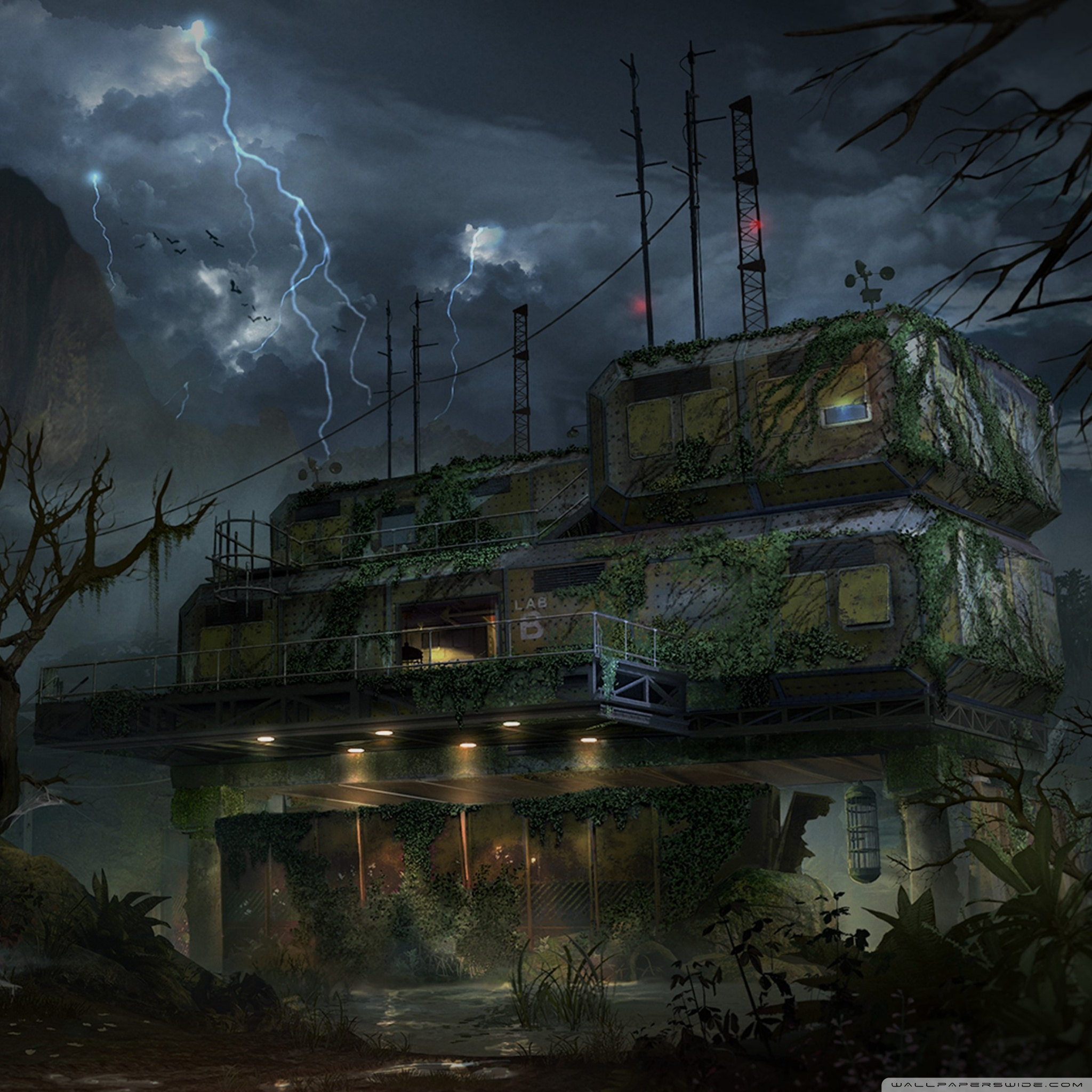 call of duty zombies zetsubou no shima wallpapers
