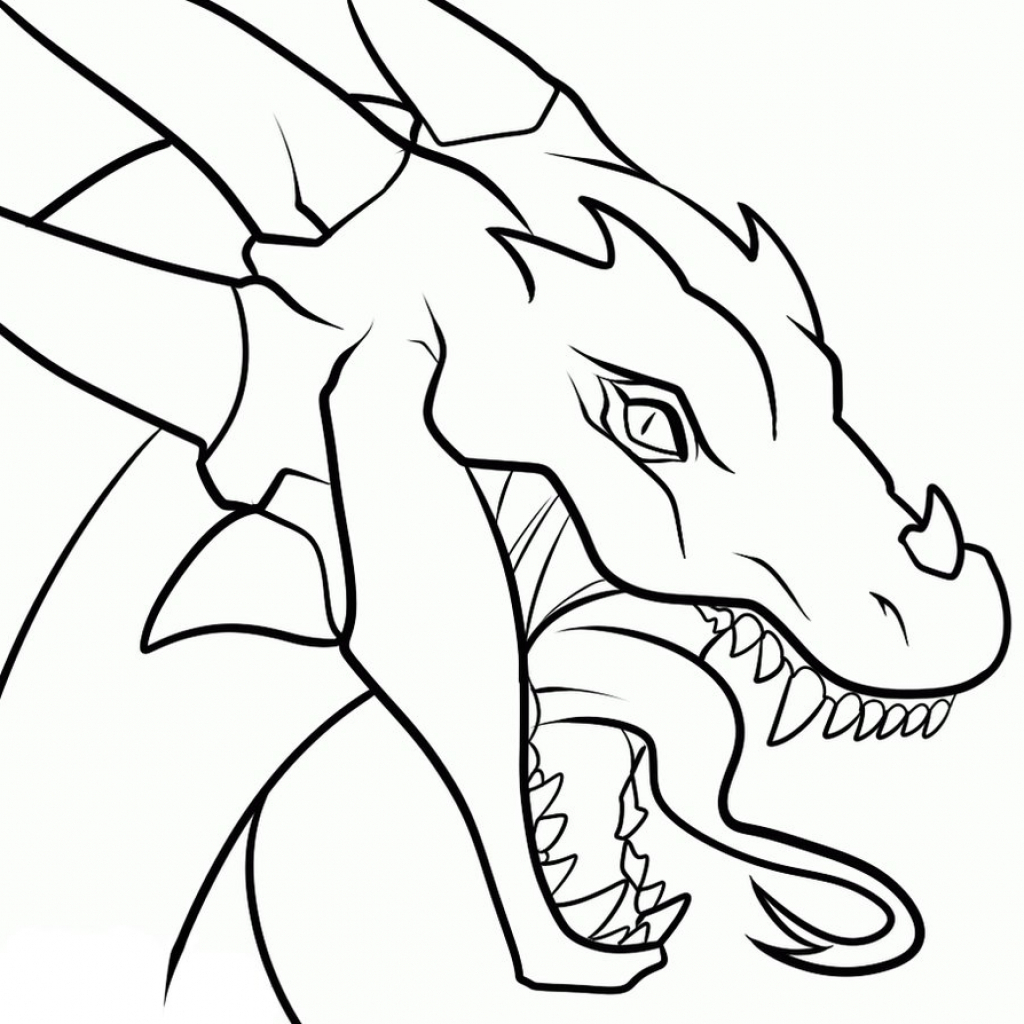 0c44bc cool easy drawings how to draw a cool dragon