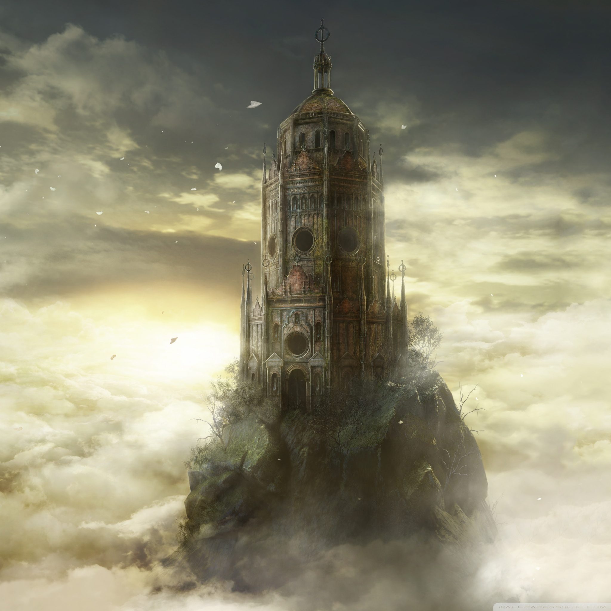 dark souls iii the ringed city dlc game wallpapers