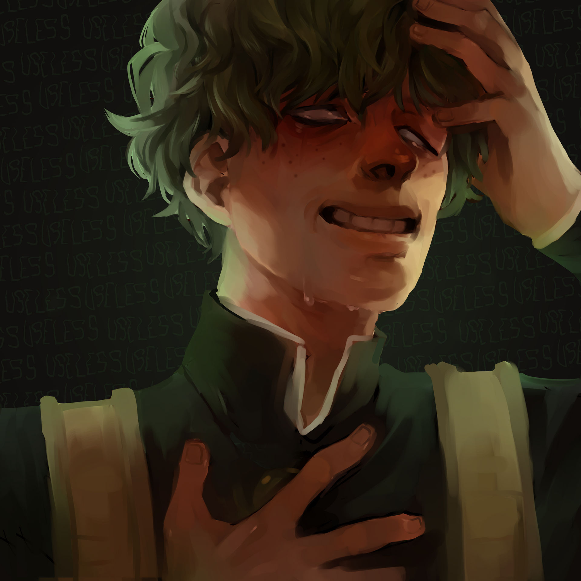 useless villain deku au by smokeseasalt de19rix fullview