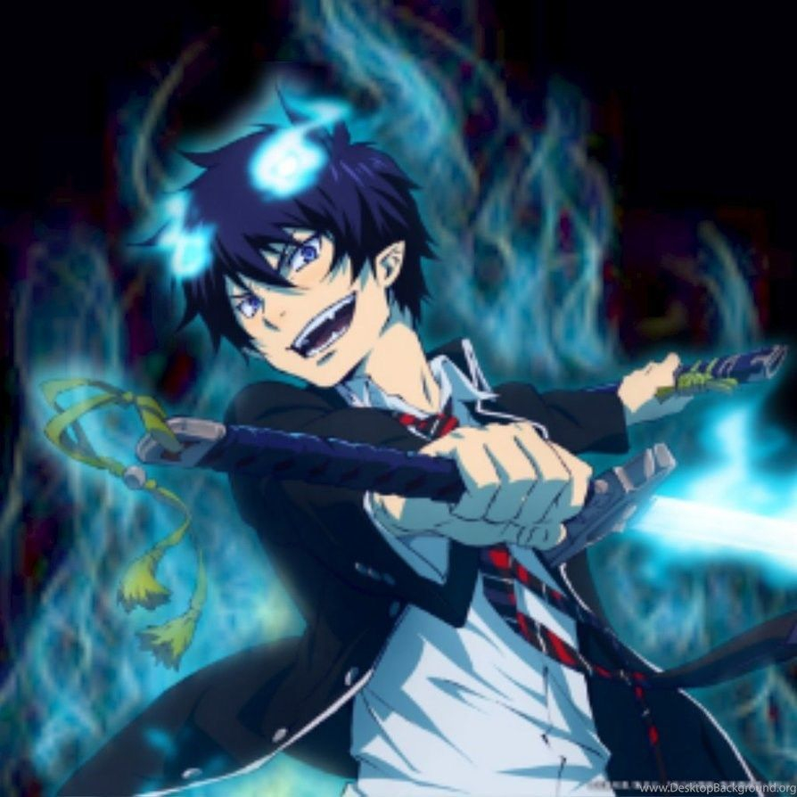 Blue Exorcist Wallpapers on WallpaperDog