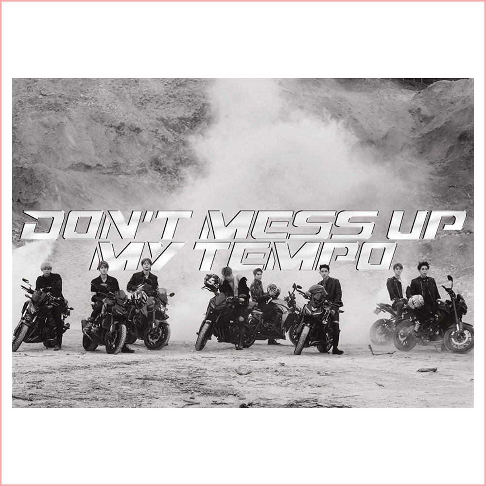 exo vol 5 dont mess up my tempo