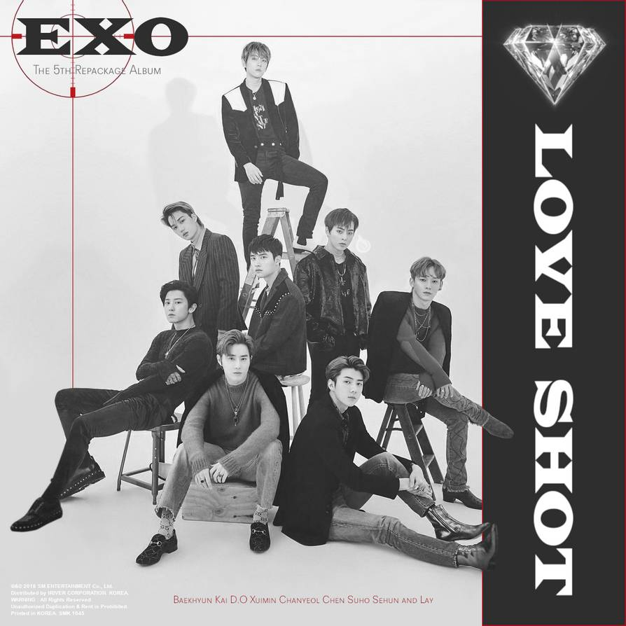 exo love shot don t mess up my tempo repackage by herestodesign dcqre30 pre