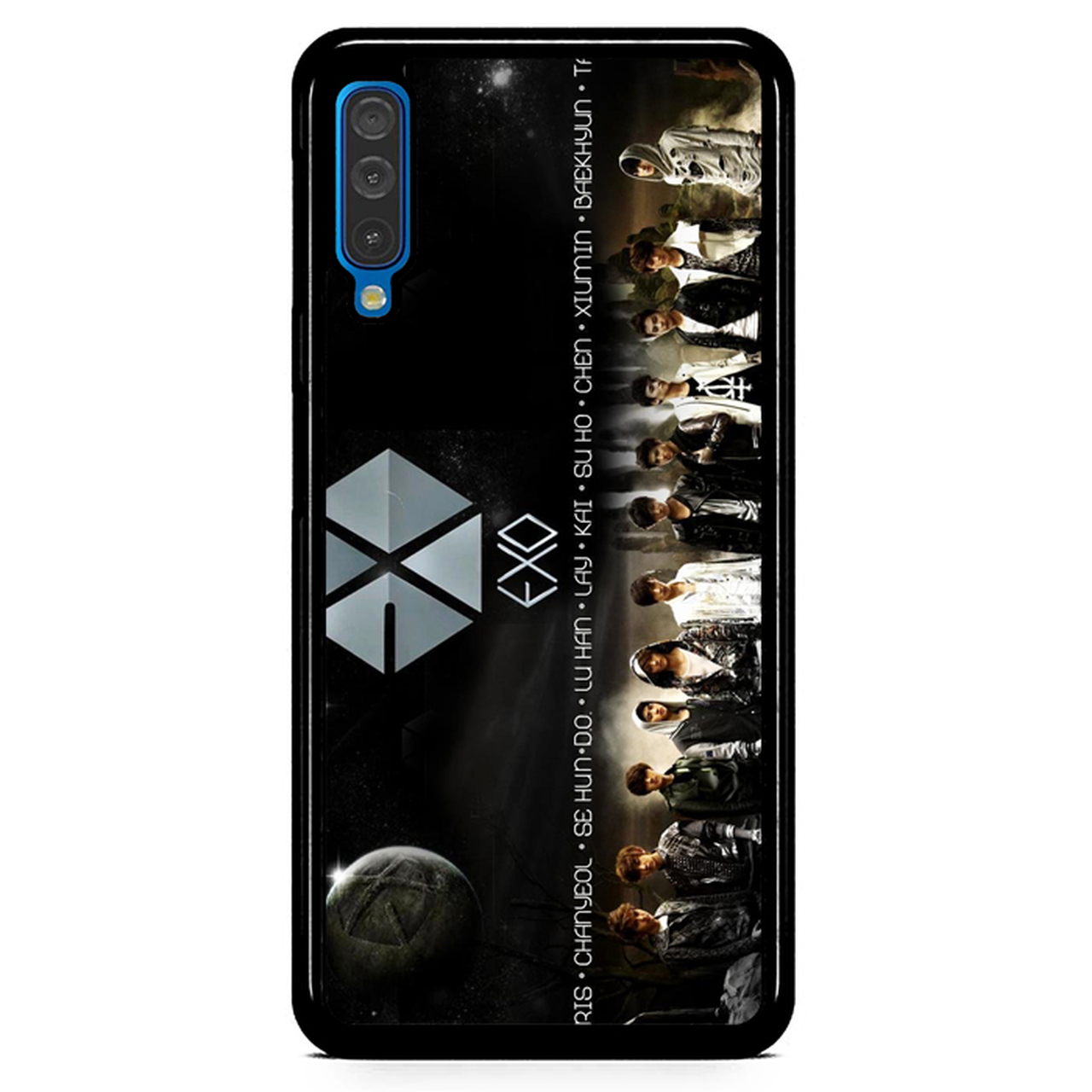 Exo Planet Wallpaper Y1793 Casing Samsung Galaxy A50 Premium Case
