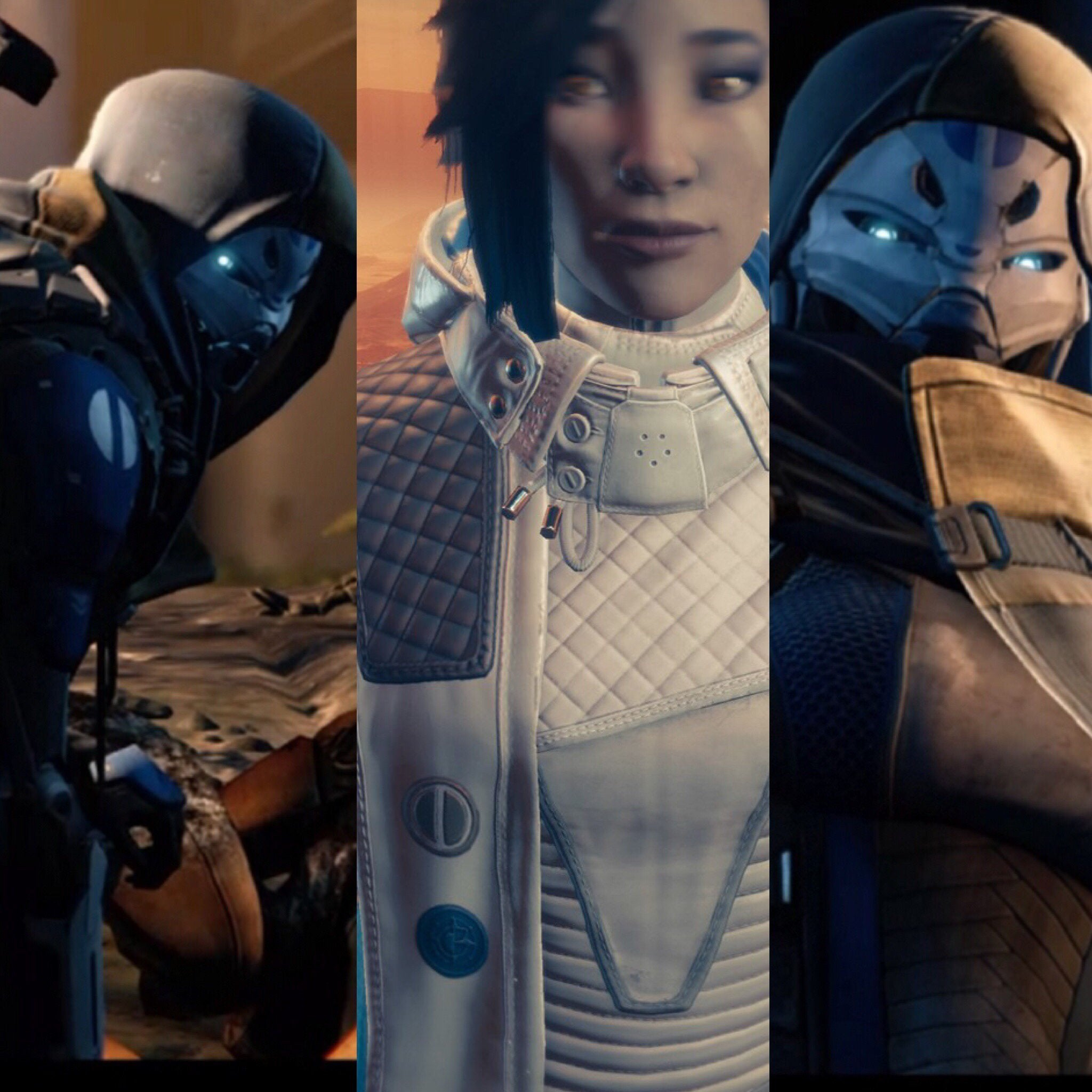 exo stranger and ana bray are wearing the same