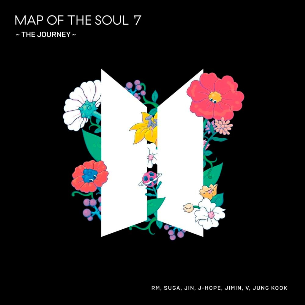 Bts map of the soul 7 the journey english translation