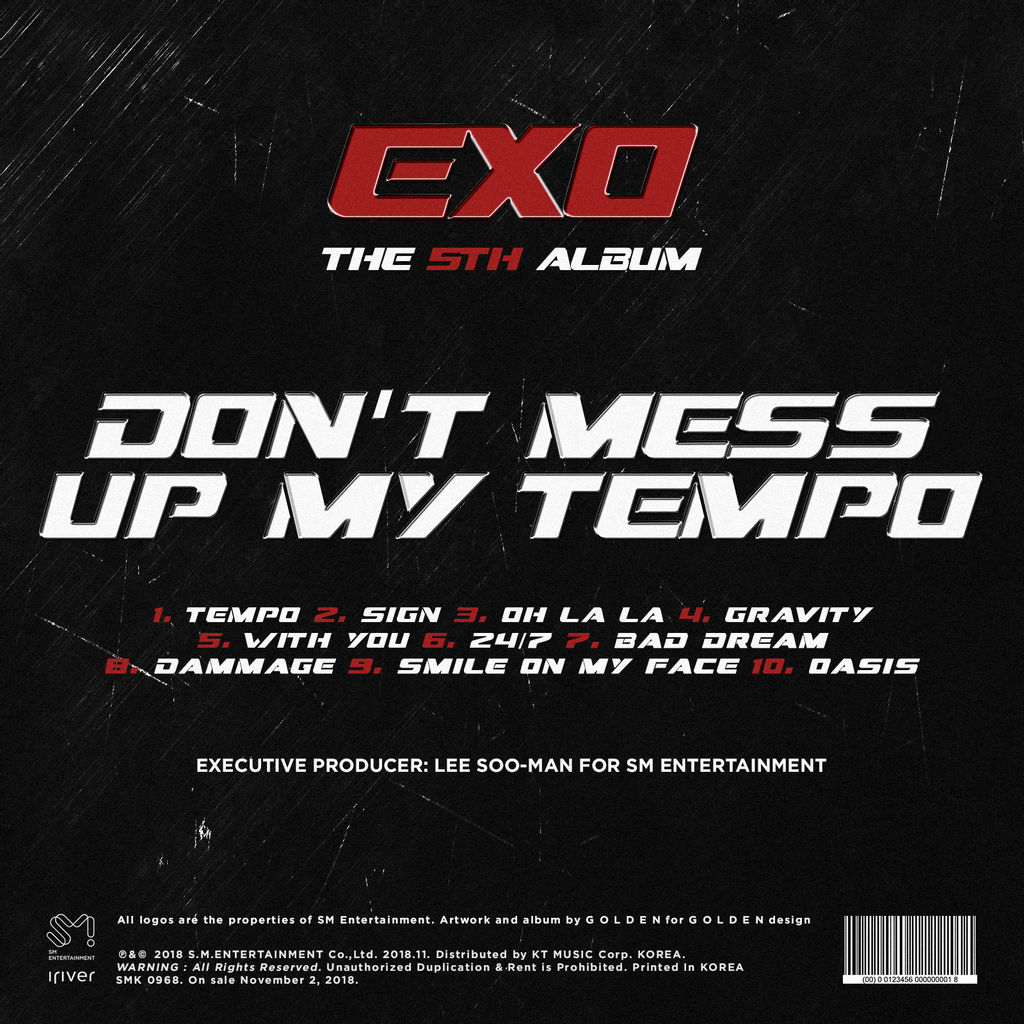 exo don t mess up my tempo back cover by goldendesigncover dcsa2ip fullview