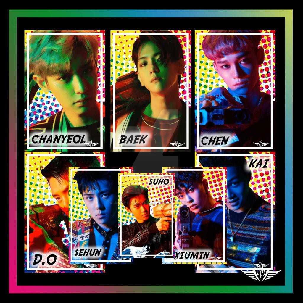 Exo Power Wallpapers by AngelPlastico on DeviantArt