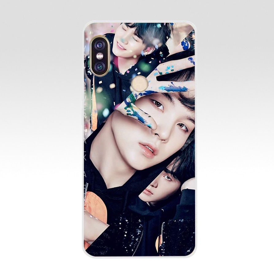 148 ZX Kpop exo Lucky one TPU Soft Silicone Phone Case for Xiaomi Redmi Note 4 2