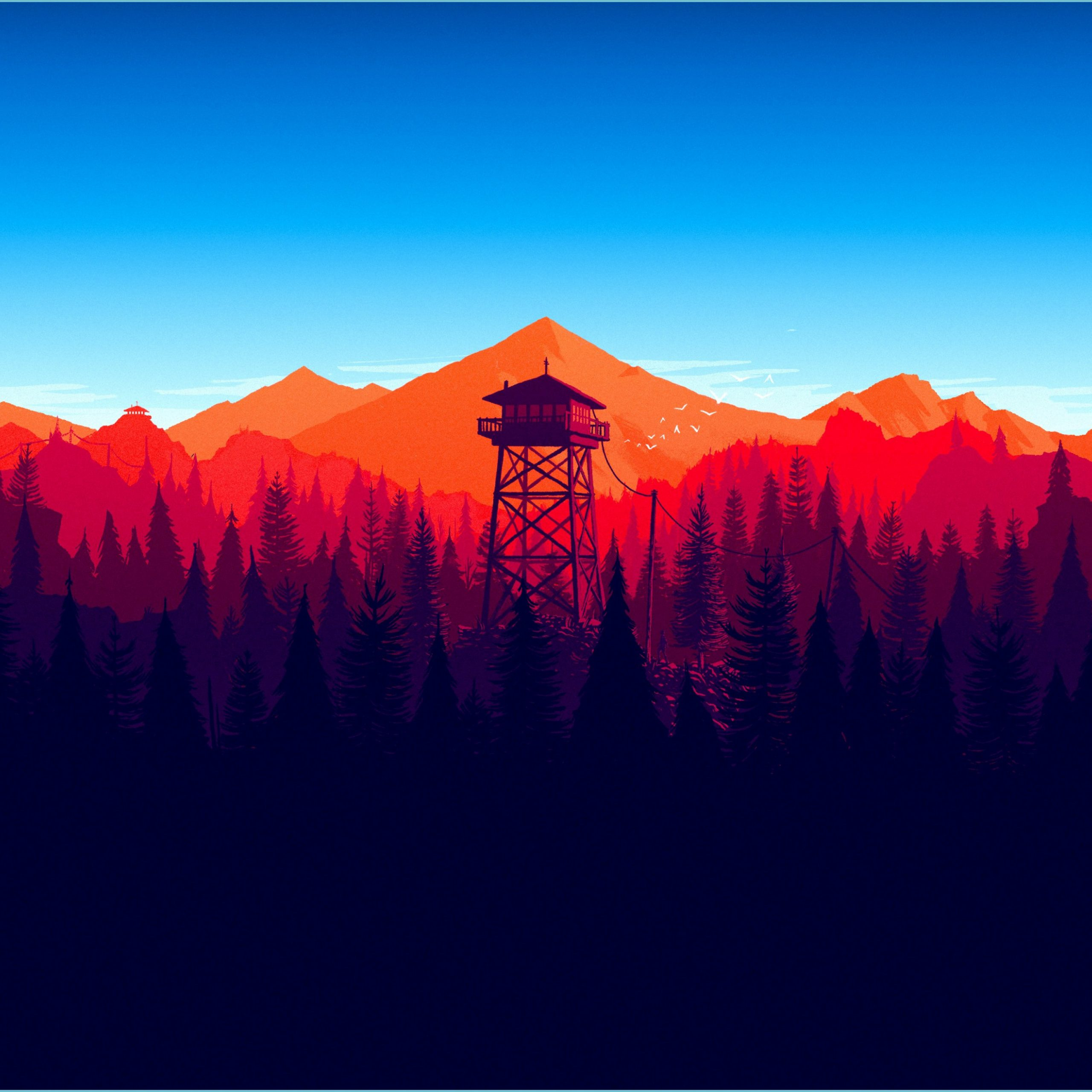 firewatch 13k wallpapers for your desktop or mobile screen free and puter wallpaper 4k