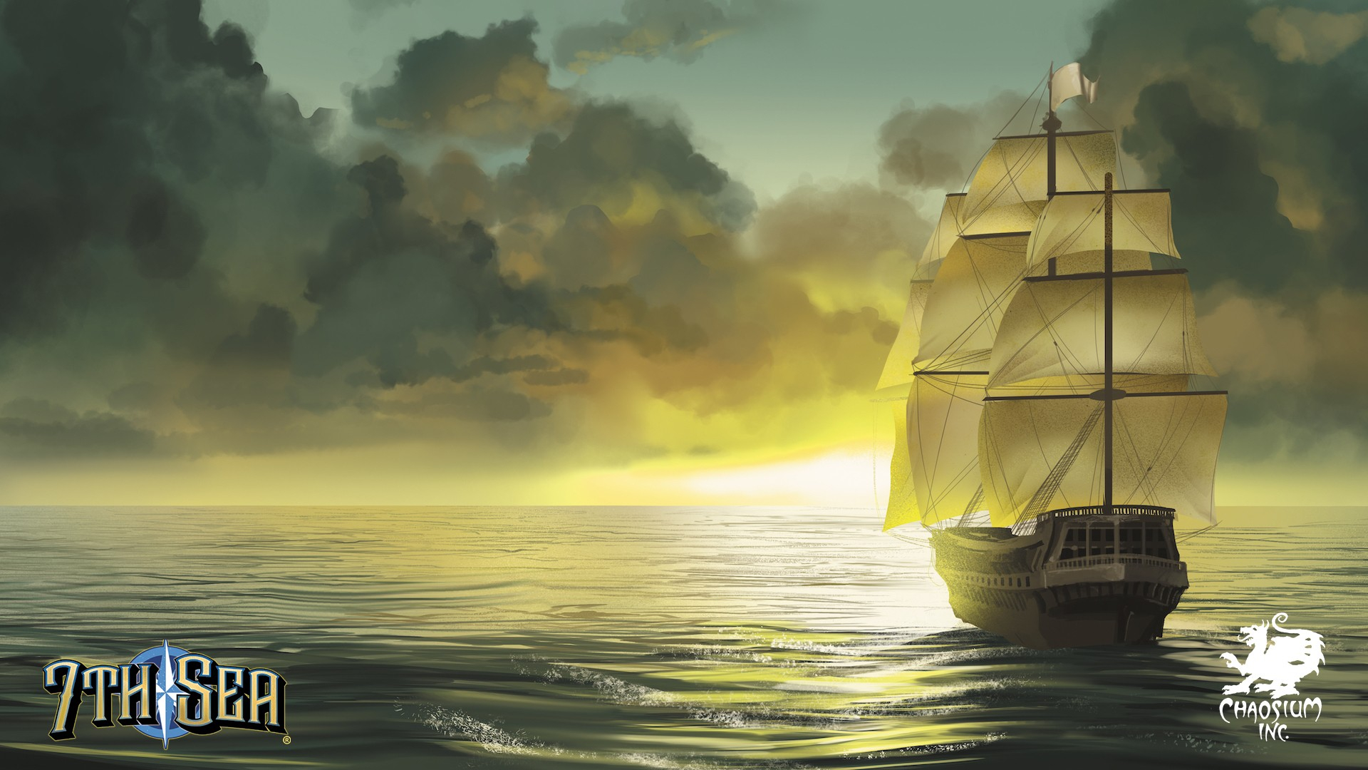 7th sea virtual backgrounds for online gaming