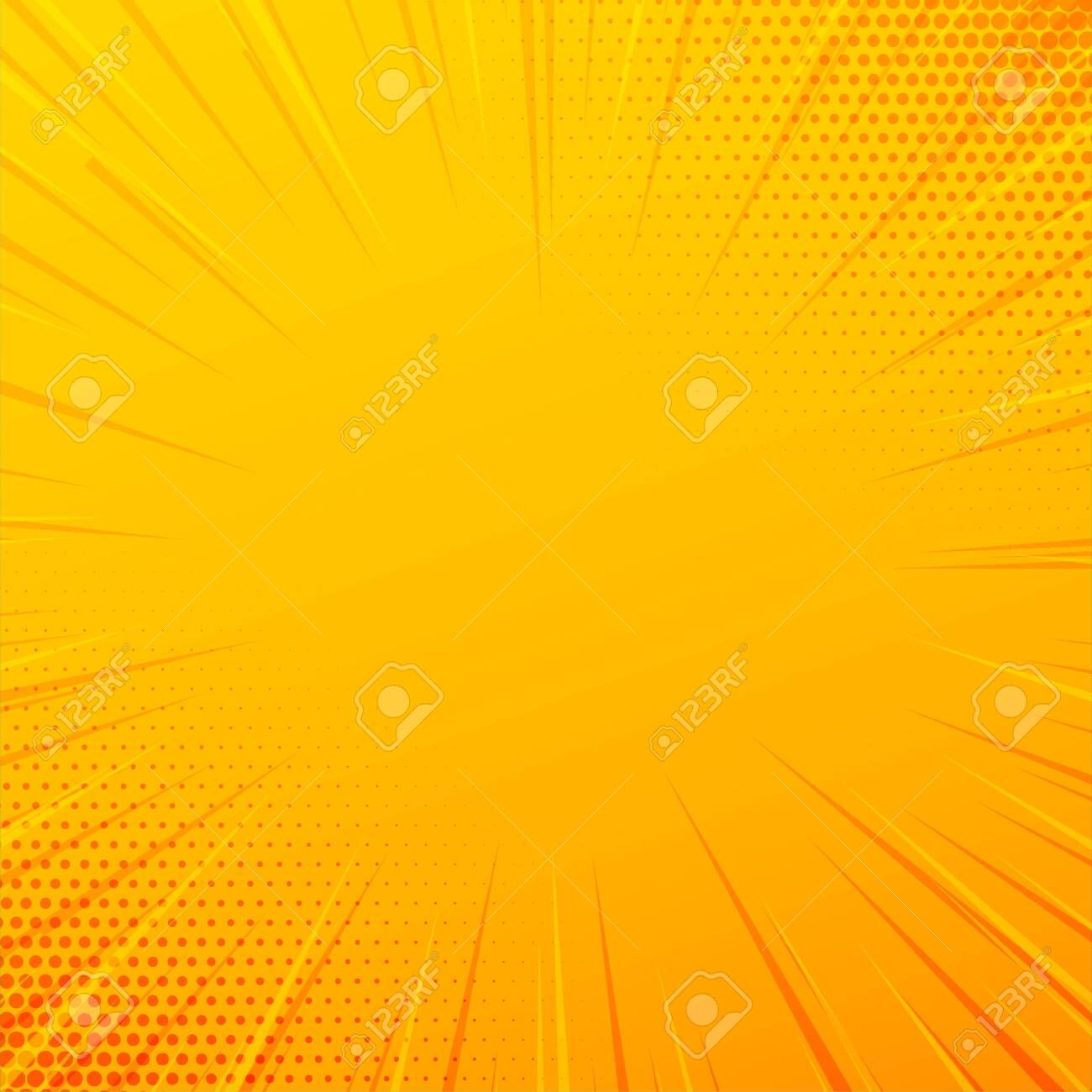 photo stock vector yellow ic zoom lines background