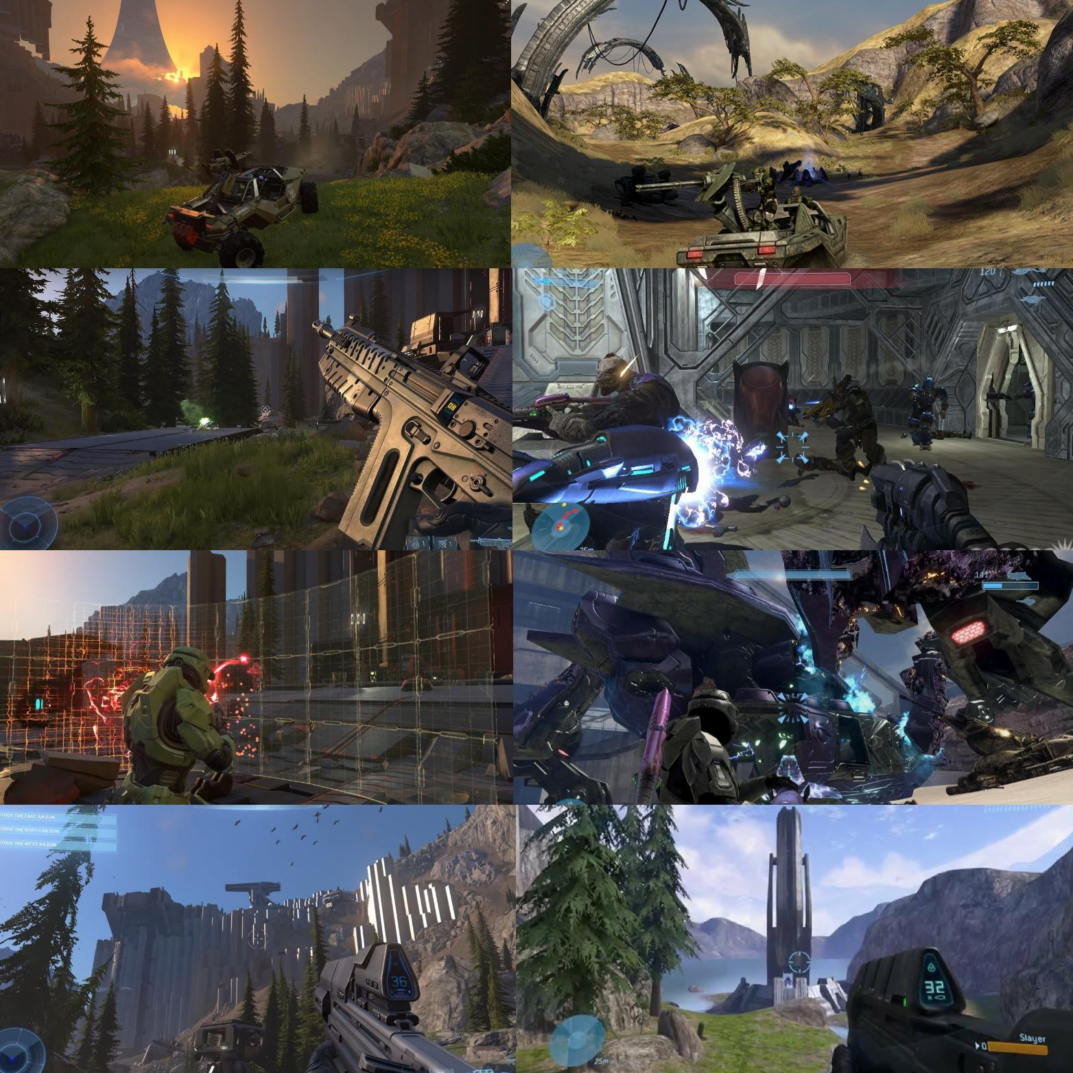 no halo infinite does not look like an xbox 360