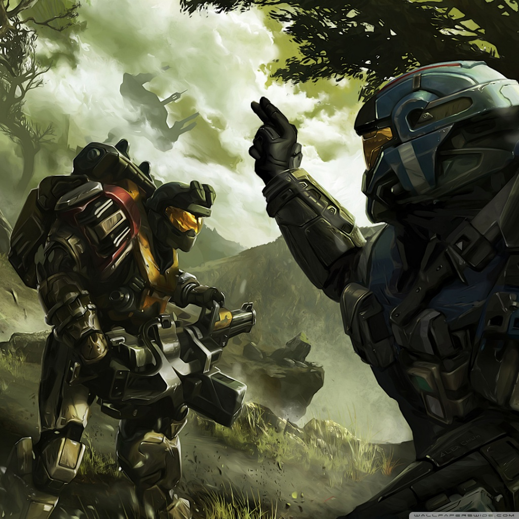 halo reach 4 wallpapers