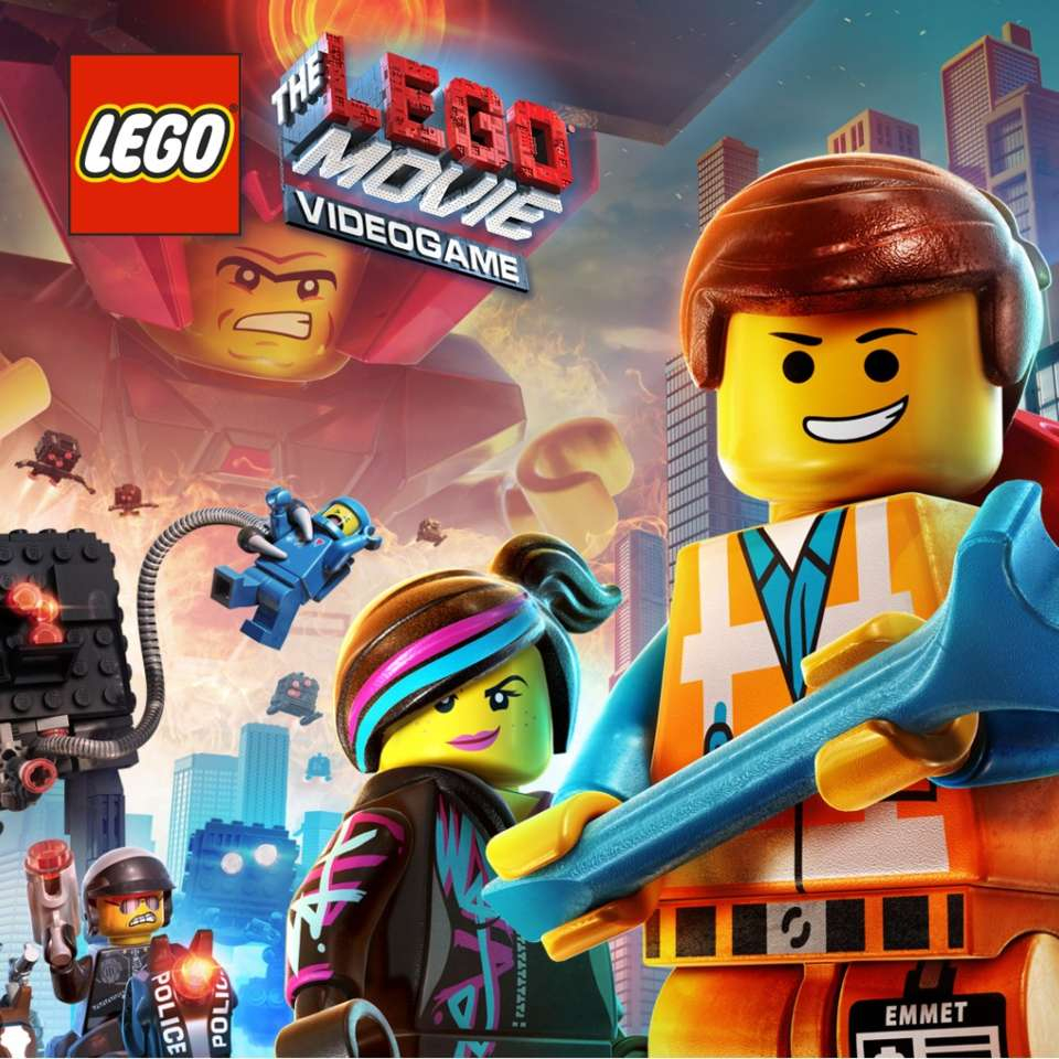 the lego movie videogame wallpaper 9