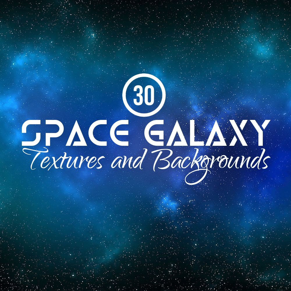 space galaxy nebula textures and backgrounds collection cover2