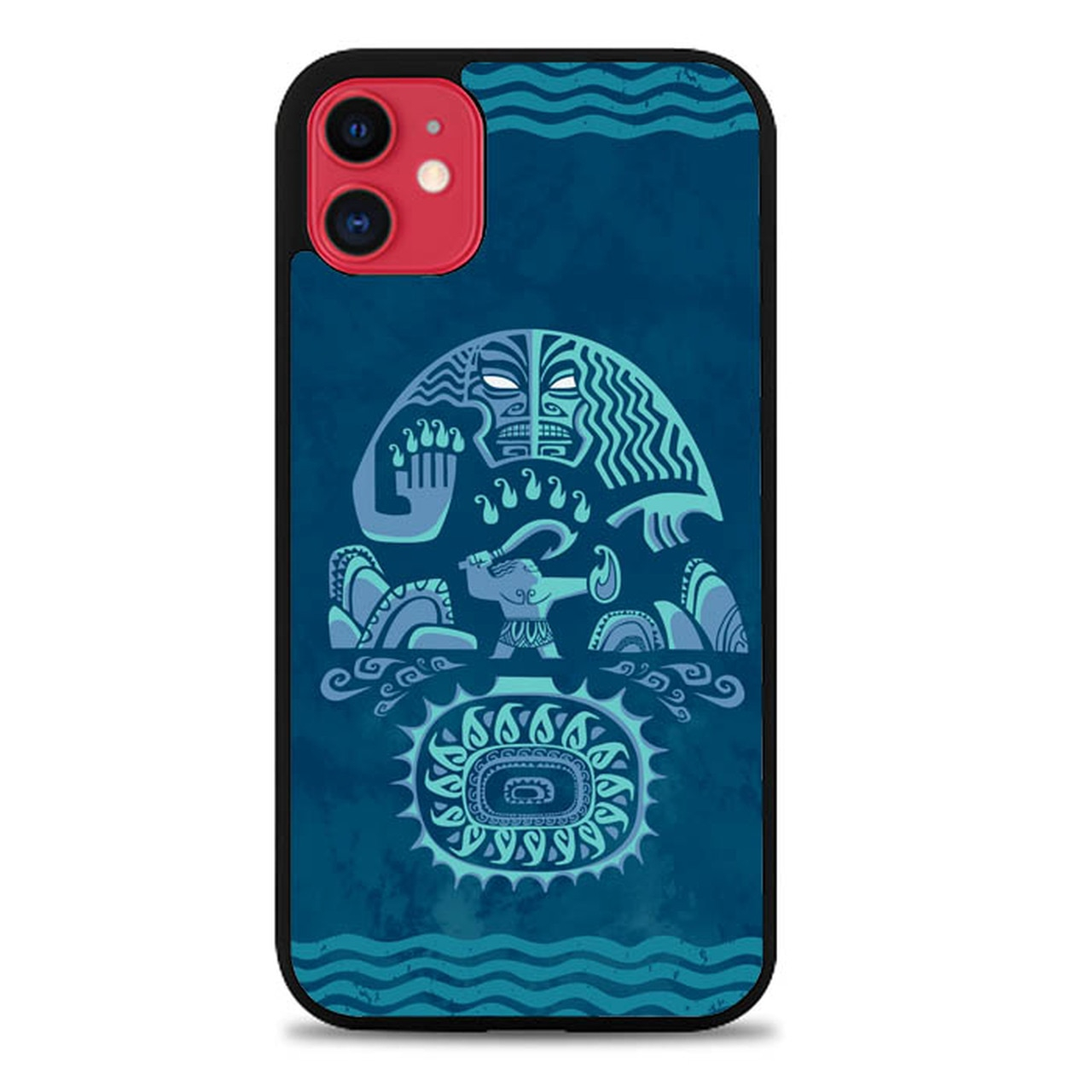 moana wallpaper l0535 iphone 11 case