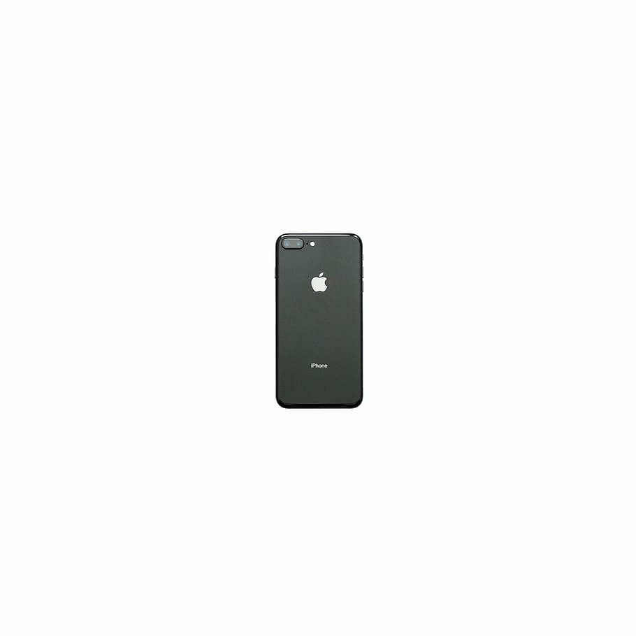 black iphone 7 plus on white surface space gray iphone 7 plus wallpaper ztusg