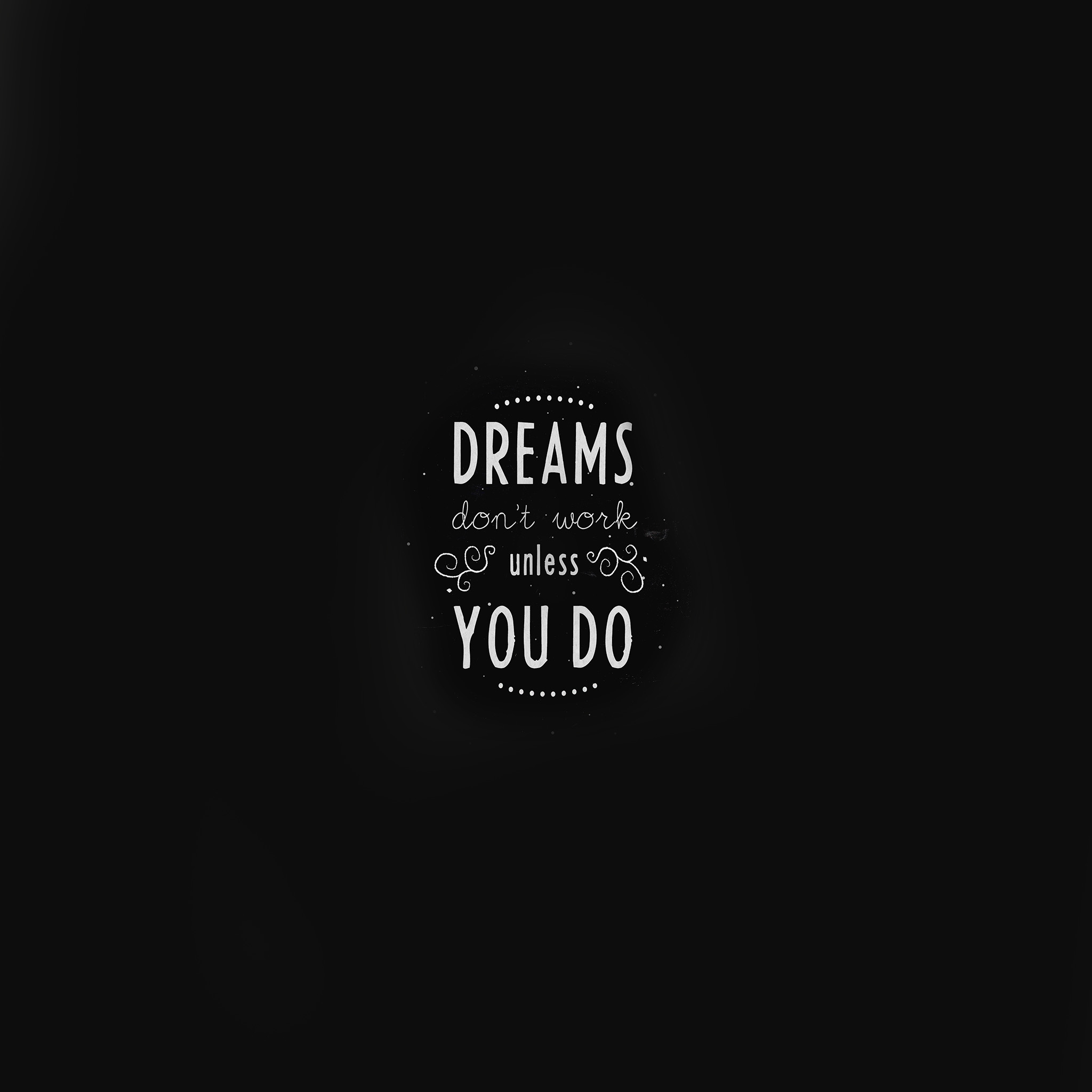 papers an15 quote dreams dont work unless you do minimal 8 wallpaper