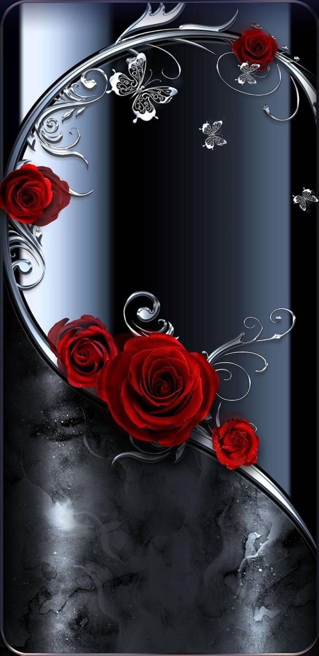 Rose wallpaper wallpaper by PinkPixie5 82 Free on ZEDGE™