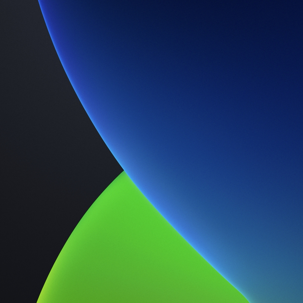 ios 14 iphone wallpaper dark blue DkVK DkVK 1024x1024 MM 100