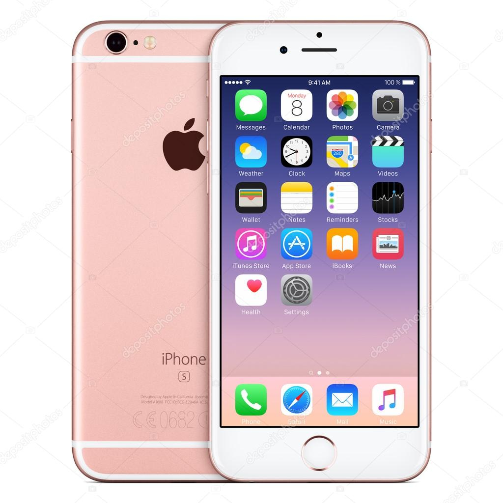 Rose gold wallpaper iphone 7 Rose Gold Apple iPhone 6s