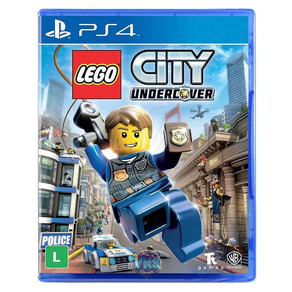 lego city ps4