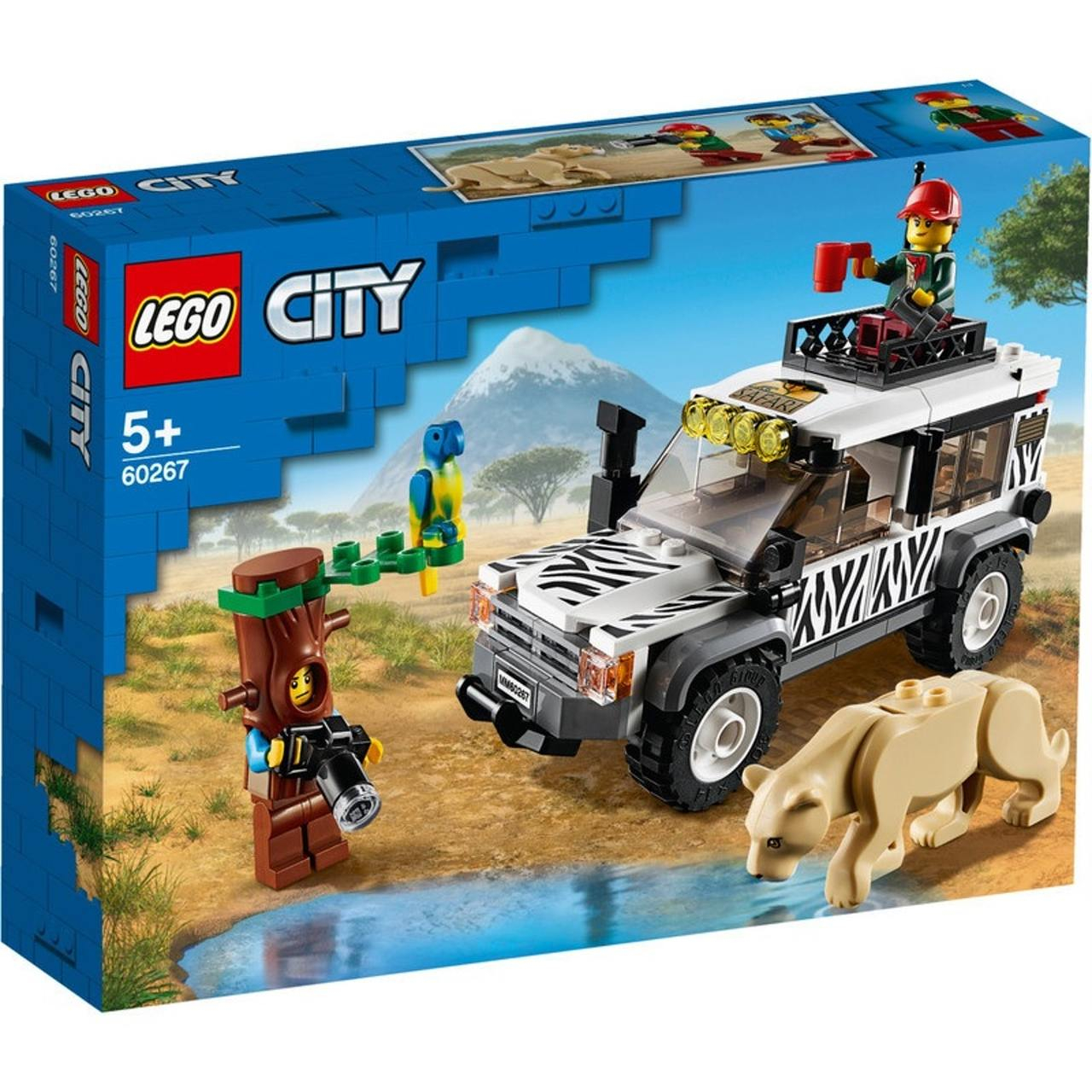 lego city safari off roader