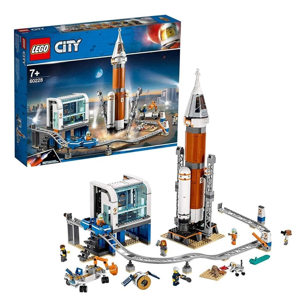 lego city space deep space rocket and launch control img