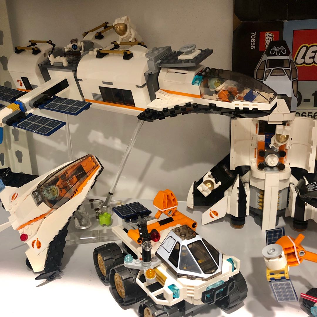 lego city space sets a49f29be