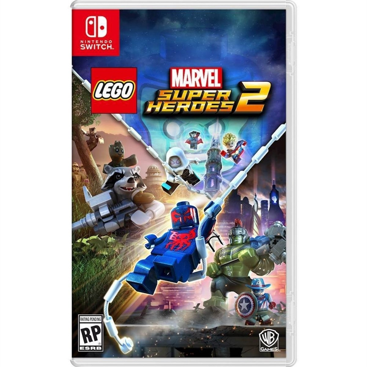 lego marvel super heroes 2 switch incolor D61 0318 460
