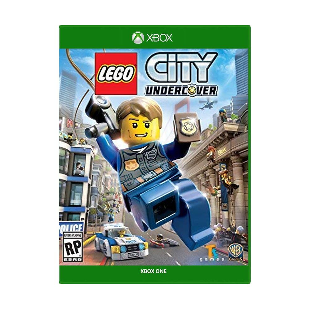 nintendo 2ds xl lego city undercover