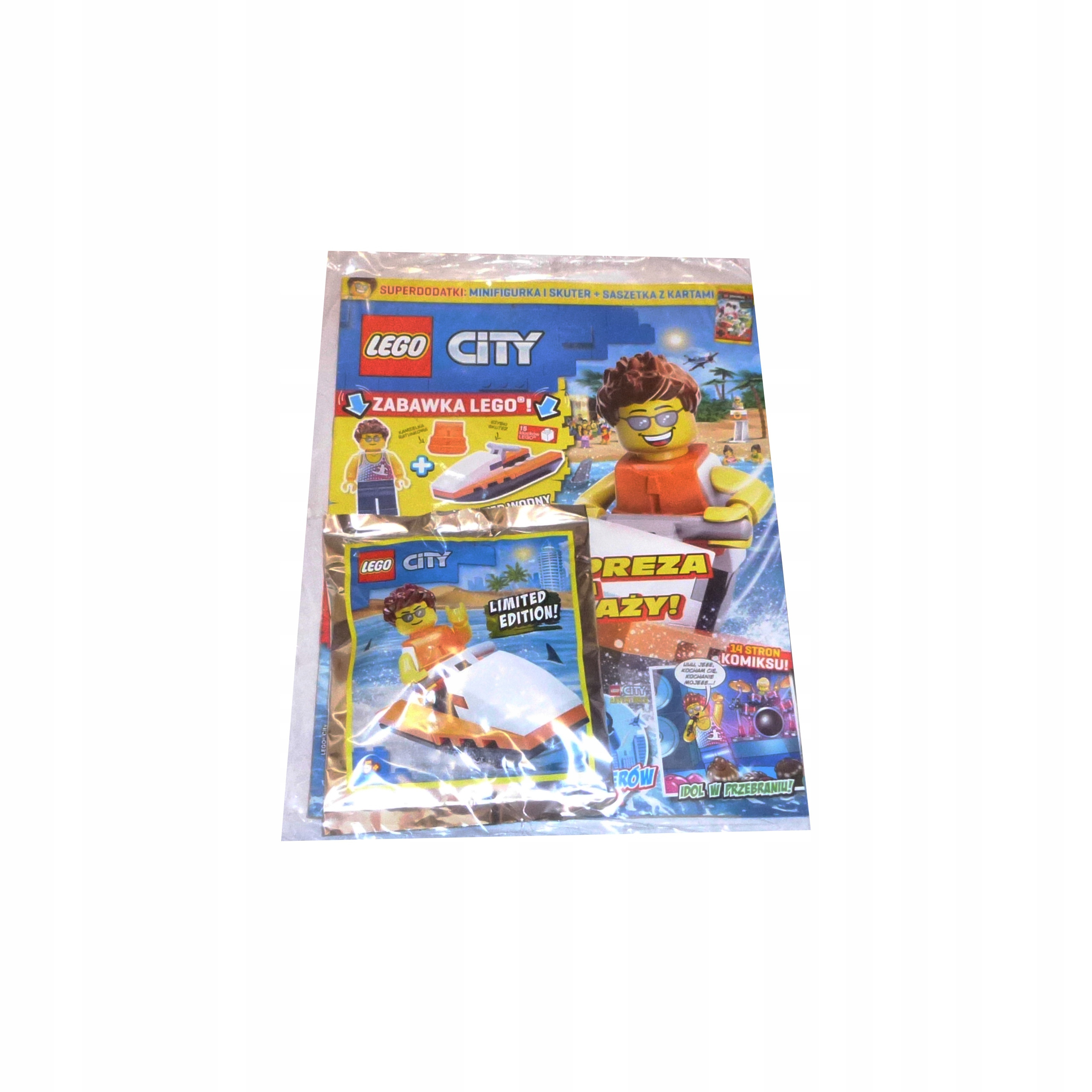 gazetka magazyn LEGO City 8 2020