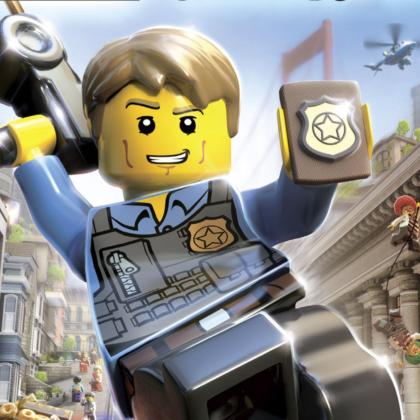 lego city hero 0