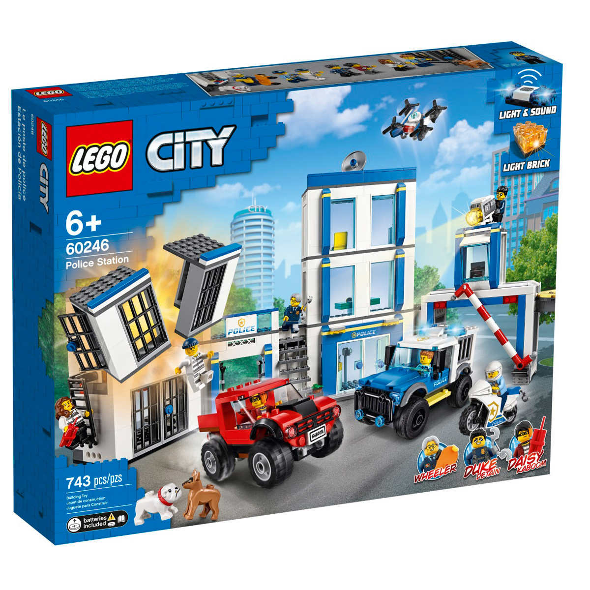 lego city police station oduct