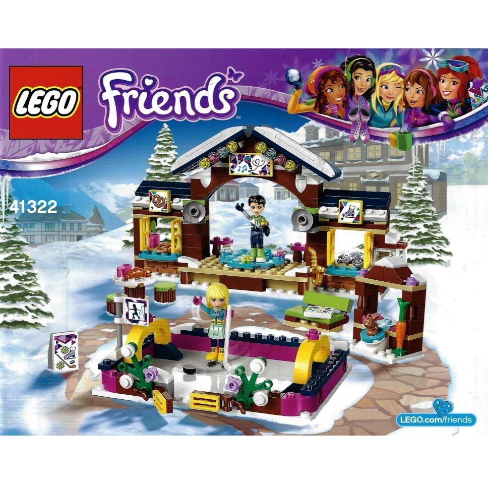 product info info=p9387 lego friends snow resort ice rink