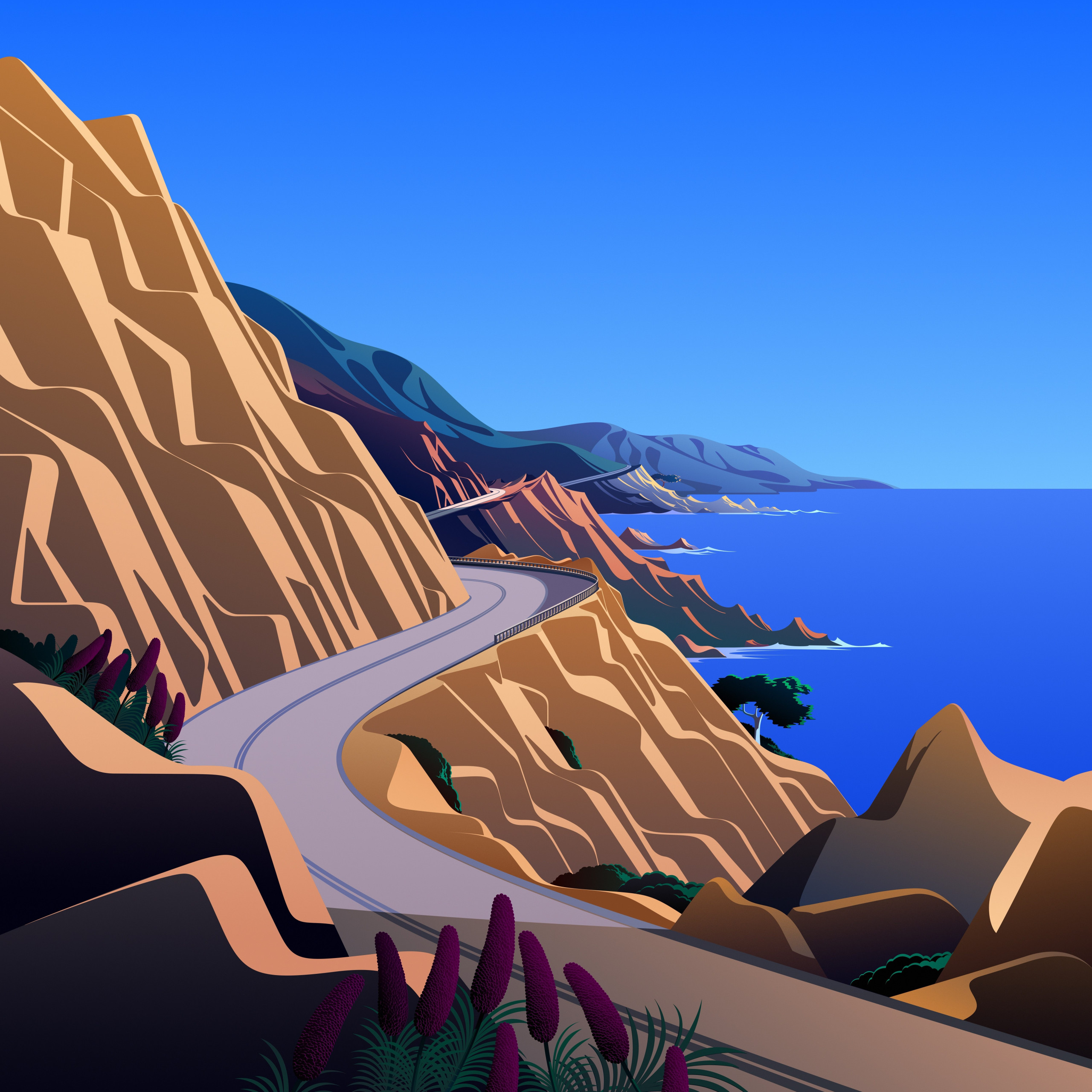 macos big sur 11 0 1 includes even more new wallpapers them here