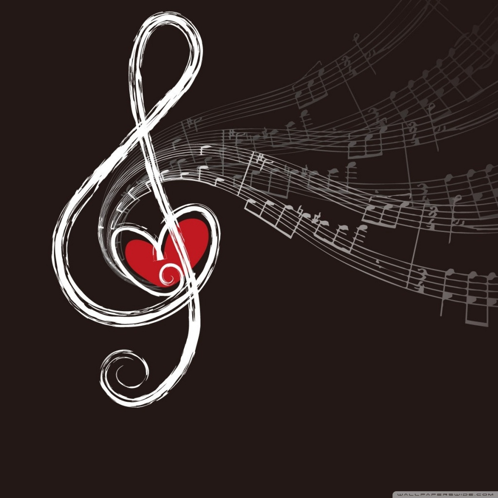 musical notes wallpapers