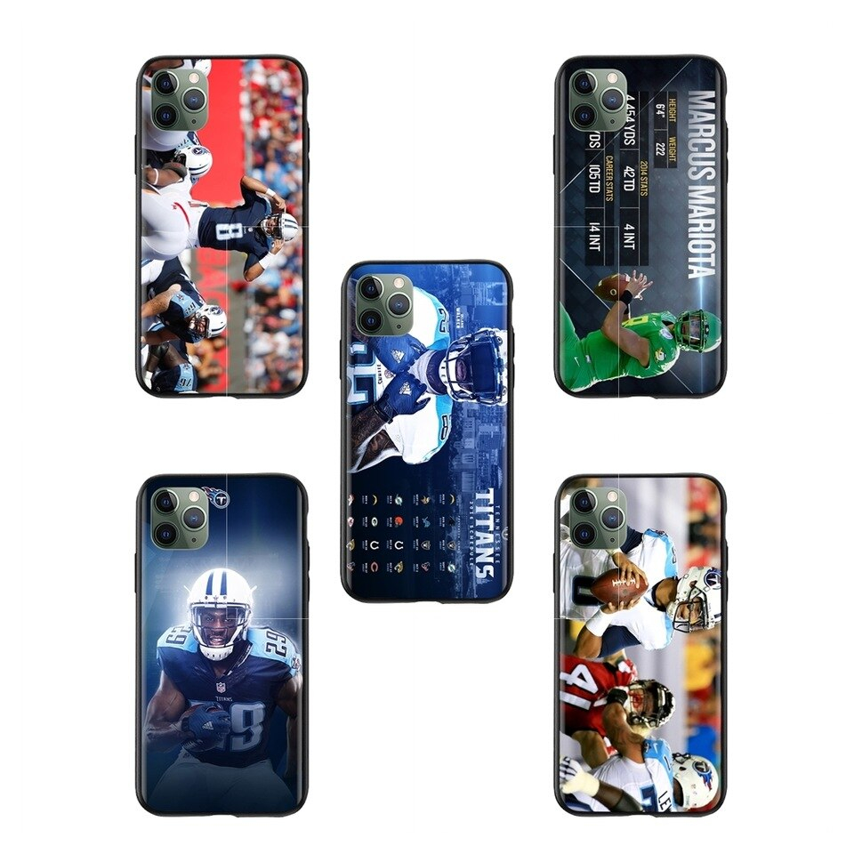 Nice Marcus Mariota Titans Wallpaper Mobile Phone Cover Skin for iPhone X 11 11Pro max 960x960