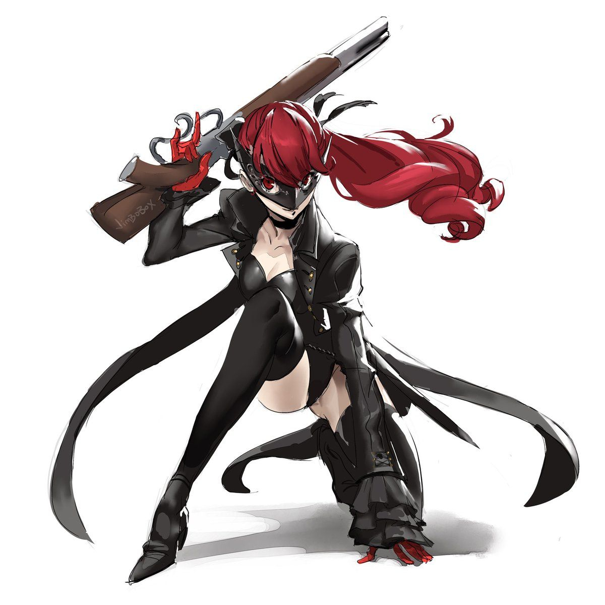 persona 5 royal best weapons