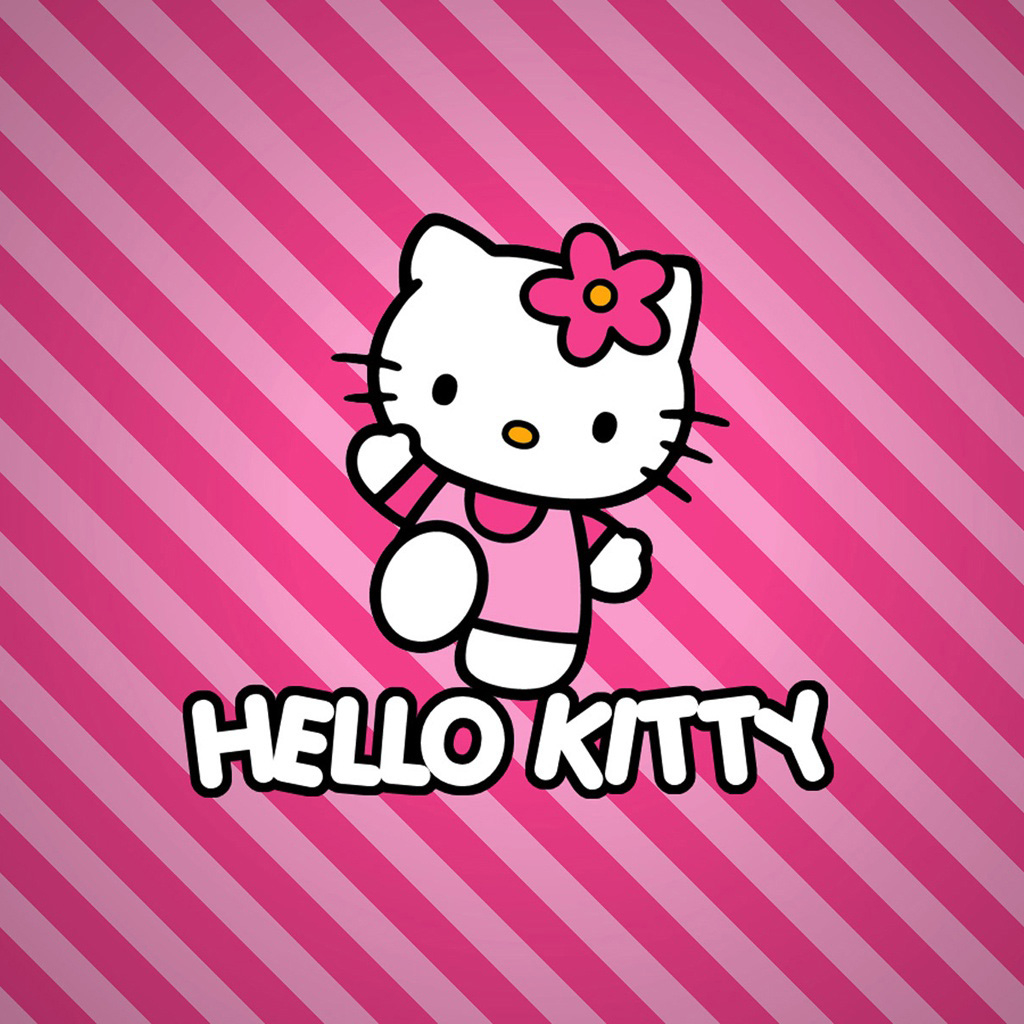 Hello Kitty IPod Wallpapers 017
