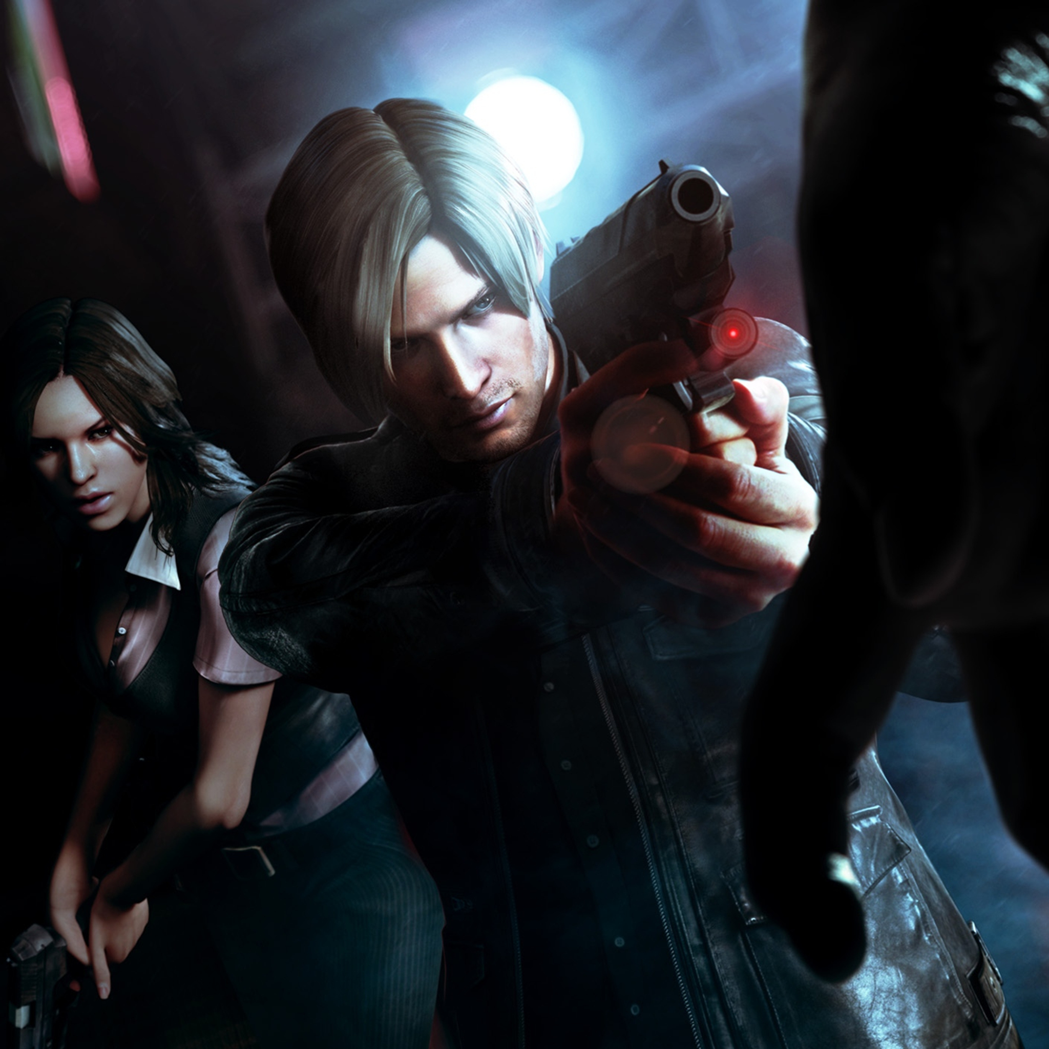 Resident Evil 6 iPad Air Wallpapers Free Download