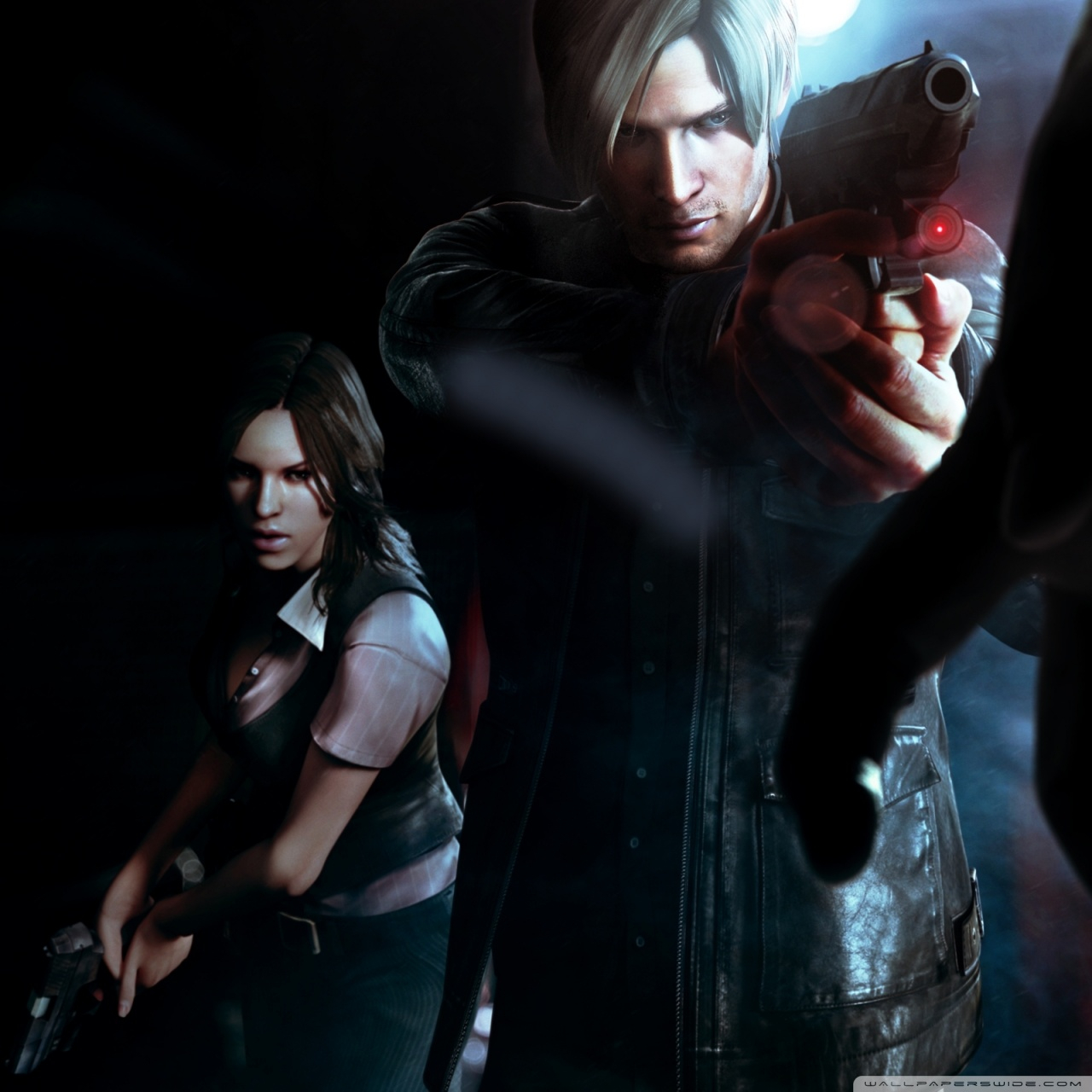 resident evil 6 2012 video game wallpapers