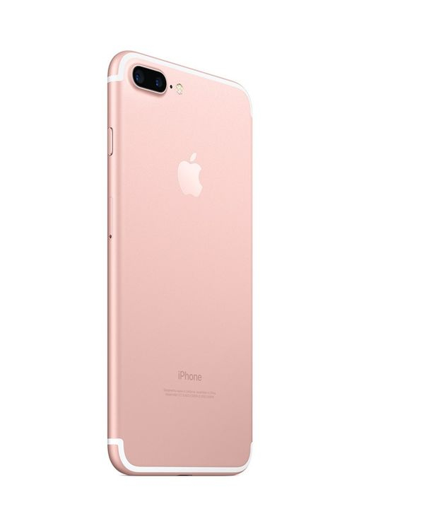 apple iphone 7 plus 128gb rose gold excellent grade