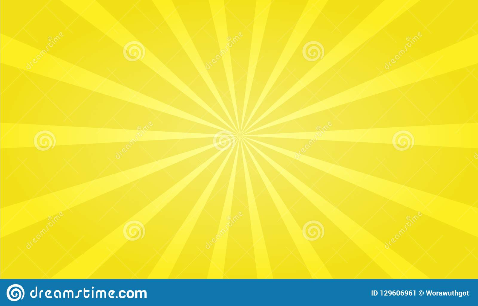 bom zoom out yellow background