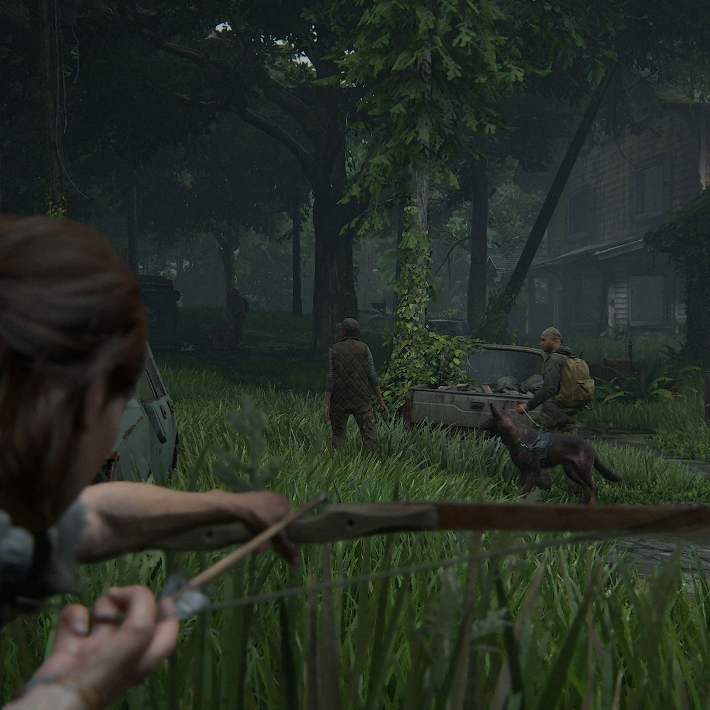 the last of us part 2 gameplay preview dogs