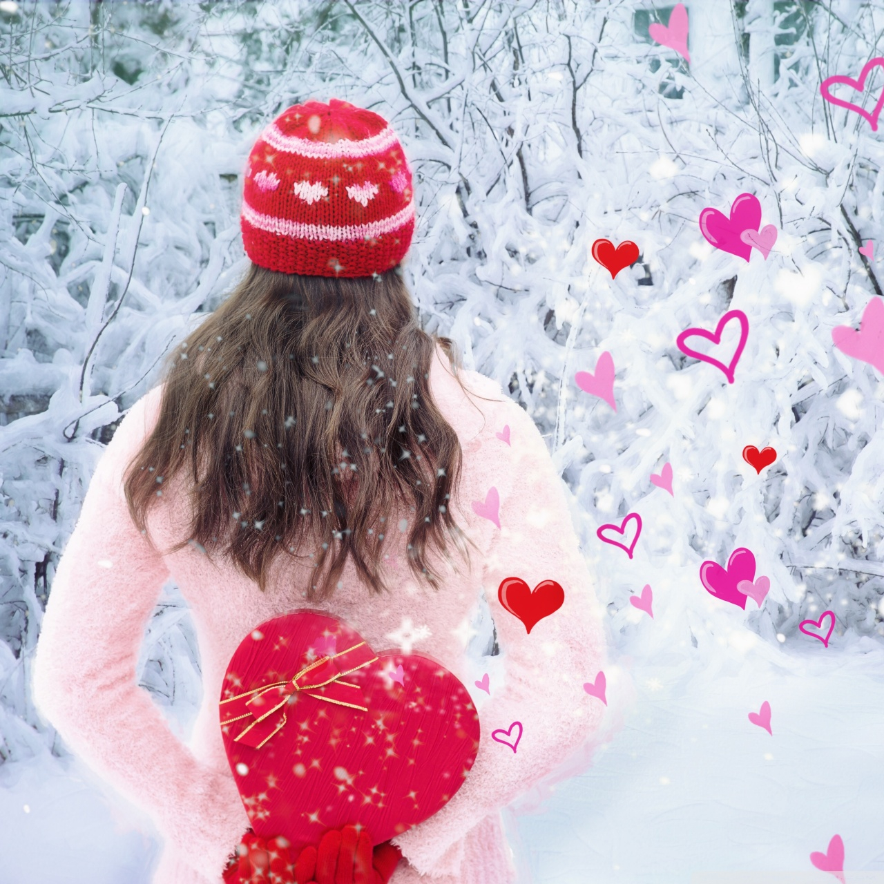 happy valentines day background wallpapers
